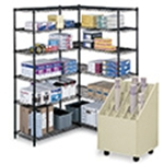 Filing Systems & Organizational Supplies