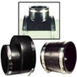 Sewer Flex Couplings & Flex Saddles