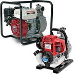 Engine Driven Pumps - Effluent
