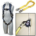 Confined Space: Harnesses, Lanyards & Rope Grabs