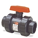Ball Valves: PVC, Hayward