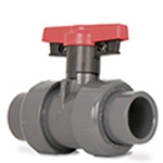 Ball Valves: PVC, Spears