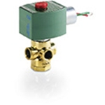 Solenoid Valves: Three-Way/Four-Way
