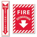 Signs: Fire Extinguisher