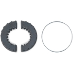 Woods 10E Coupling Insert Double Split w/ Retaining Ring
