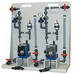 12 GPD, 150 PSI - Automatic Skid System - High Viscosity