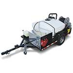 Cam Spray STB Series Compact Trailer Jetter, 7GPM @ 4000PSI
