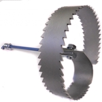 "4"" Heavy Duty Saw Blade for 5/16"" Rods"
