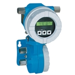 "E+H 10"" Magnetic Flowmeter 10W, Remote Display, 30' Cable"