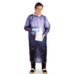 Apron with Sleeves Large