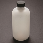 250ml White Squeeze Bottle with 24 mm Neck