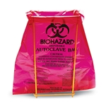 Biohazard Bag Holder