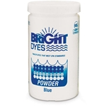 Bright Dyes FLT Blue Powder 1 lb.