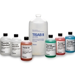 Fluoride Standard, 10 ppm with TISAB, 475 mL, Orion 040908