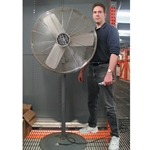 Oscillating Fan - Wall Mount 24""