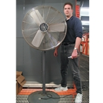 Oscillating Fan - Pedestal Fan 24""