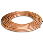 Copper Tube, Type K, 1-1/2'' 60' Coil