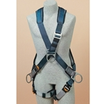 ExoFit Harness-Crossover,Med 4 D-Rings, Front, Back & Sides