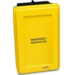 Emergency Respirator Wall Case