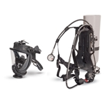 (HM) MSA 30 Min. Aluminum SCBA Airhawk Unit with Facemask