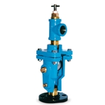 "GA Air Release & Vacuum Valve 1/2""fnpt with Throttle Valve"
