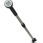 Flow Probe Velocity Meter 3.7'-6' Handle, Digital Read
