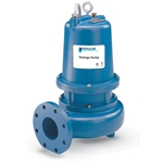 "Goulds 3888D4, 7.5HP/3PH/460V 4"" Sewage Pump"
