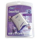 CompactFlash™ Card Reader for USABlueBook® Videographic Recorders