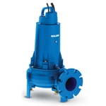 "ABS Scavenger Pump, 4"" FLG Discharge, 5HP/208-230V/3PH, EJ50D-4"