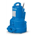 ABS S20-2W Grinder Pump 2 HP/230V/1PH, with Base