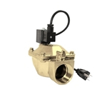 Brass Solenoid Valve For Mightypure MP49C & Sanitron S50C UV System, 27-3342