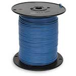 DURAtrace 14AWG CCS tracer wire, green, 500 ft spool