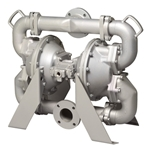 SANDPIPER® Air-Powered Diaphragm Pump (Solids Handling Flap Valve)' 260 GPM' HDF3' DN7