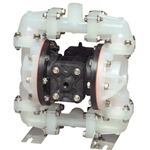 "SANDPIPER® Air-Powered Diaphragm Pump (Plastic ""S"" Series)' 14 GPM' S05B2P2TPNS000"