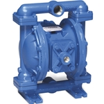 SANDPIPER® Air-Powered Diaphragm Pump (Metal Ball Valve)' 42 GPM' S1FB1ABWANS000