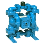 SANDPIPER® Air-Powered Diaphragm Pump (Metal Ball Valve)' 16 GPM' S05B1ABWANS000