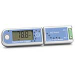 AC Event Datalogger with Display, Long Life Battery