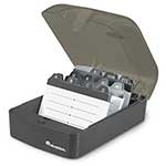 Business Card File Capacity 350