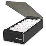 Business Card File Capacity 600