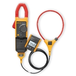 Fluke® 381 True RMS Clamp-On Meter with iFlex Current Probe and Detachable Face
