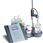Hach Benchtop sensION+ pH3 pH/ORP Kit w/ 5010T General-Purpose Electrode, LPV2010T.97.002