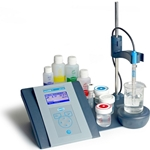 Hach sensION+ MM340 Benchtop Kit 5021T pH Probe LPV2221T.97.002