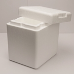 Insulated Shipping Box, 14100-412