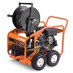 Sewer Jetter / Pressure Washer Gas Jet Package 16HP' JM-3055-A
