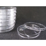 Petri Dishes' Semi-Stackable' PS'500/CS' 25384-088