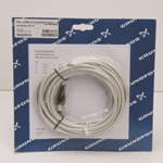 Control Cable' 4-pole' 16' for Grundfos Chem Feed Pump' 96609016