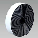 "3M Dual Lock Tape' Roll 1"" x 10'' Black' TB3540' 70-0067-1851-7"