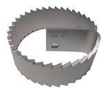 "10"" Flat HD Root Saw Blade' HFRS-10B"