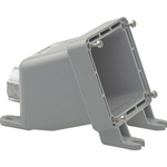 Back Box for Leviton® Pin & Sleeve Receptacles' 20A & 30A' BX230-V