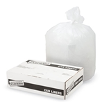 40 to 45 Gallon Office Waste Bag' 250/Case